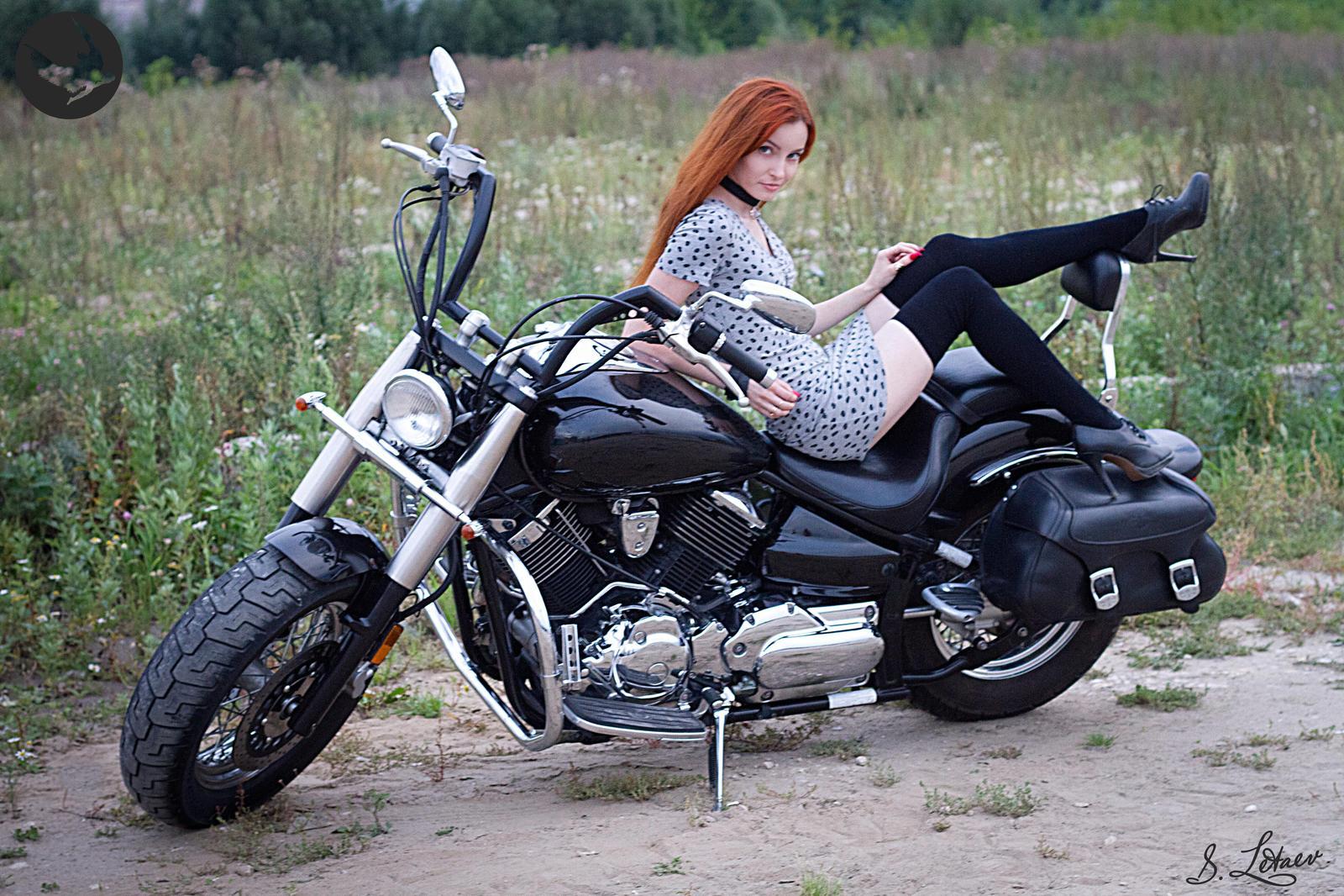 работа для девушек мотоциклы