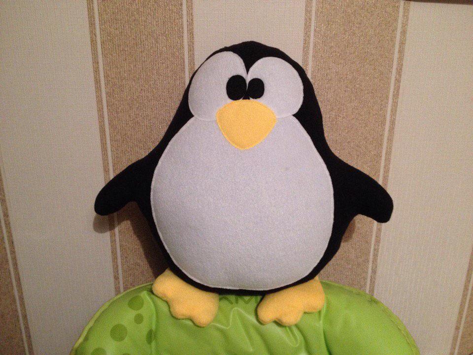 Игрушка пингвин своими руками фото 559