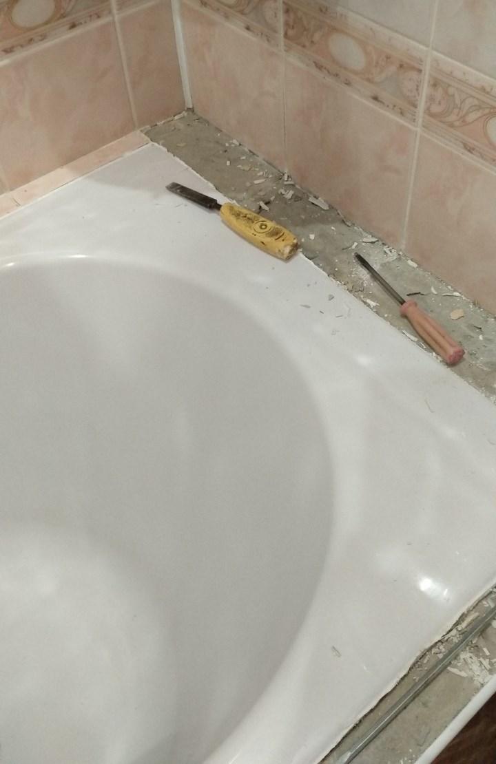 цементный раствор для ванной комнаты