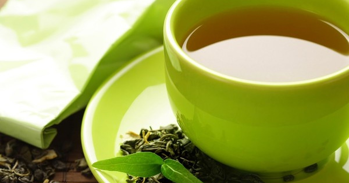 Диета из зелёного чая