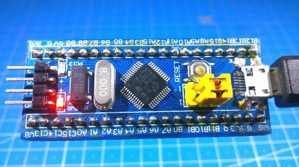 Arduino Materia 101 - Assembled